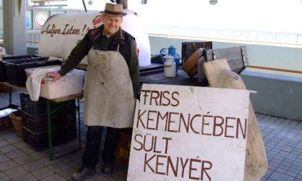 Szombatonként ismét kenyérsütés a Kecskeméti Piaccsarnokban