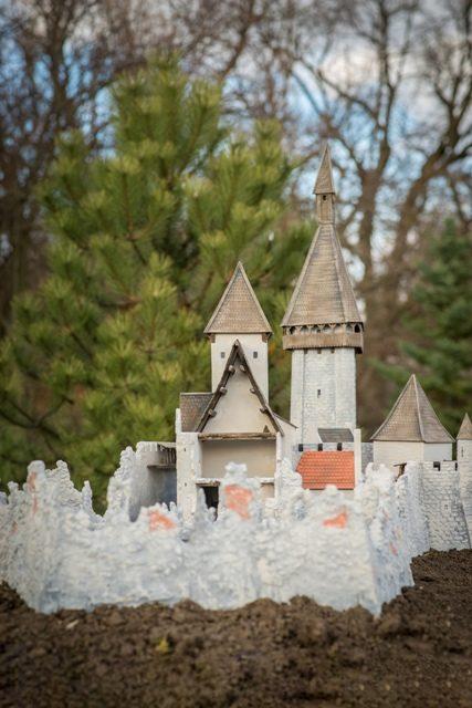 Új makettekkel gazdagodik a szarvasi Mini Magyarország makettpark