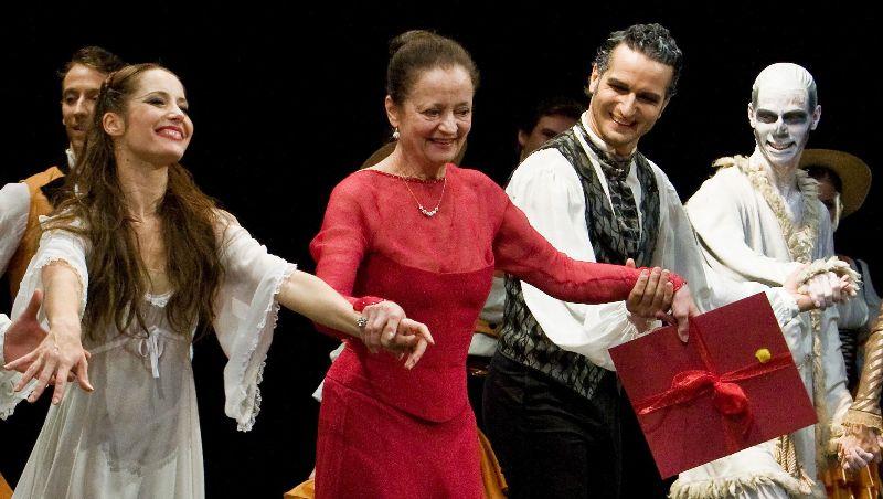 Pártay Lillát és Tokody Ilonát ünnepli az Opera