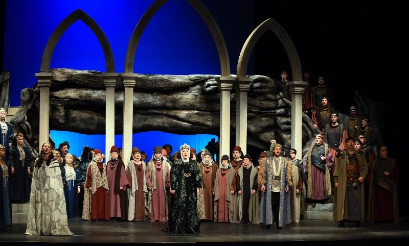 Primavera '17 az Erkel Színházban