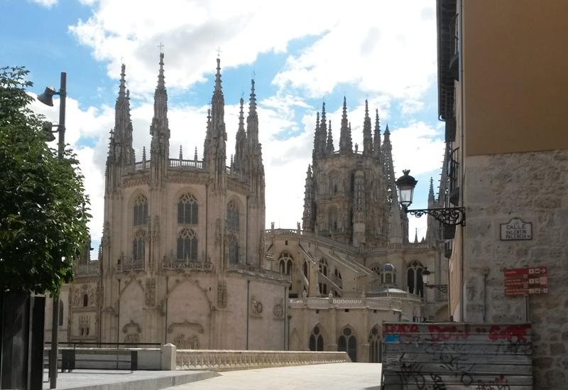 Volt egyszer egy El Camino – 12. rész – Burgos