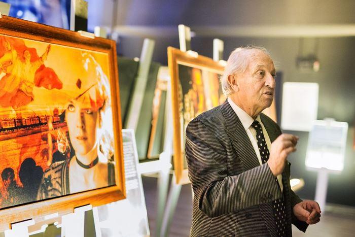 Az Oscar-díjas operatőr, Vittorio Storaro kiállítása Budapesten