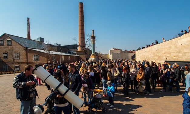 Már százezren jártak a Zsolnay Negyed Planetáriumában