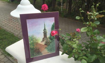 I. Nemzetközi Akvarellfestő Fesztivál Balatonszárszón júniusban