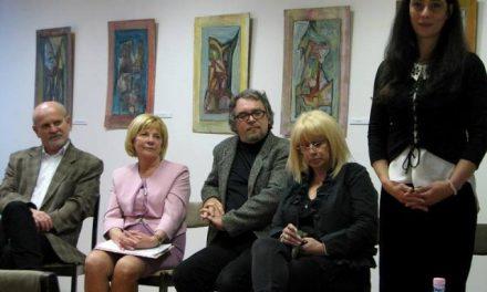 Egervári József újságíró, író, költő Cegléden él