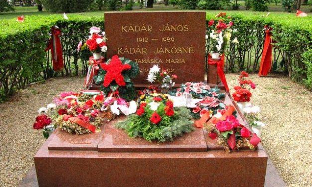 Magyar miniszterelnökök – Kádár János