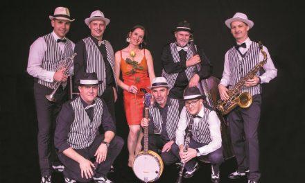 Happy Dixieland Band  – Egy boldog formáció Malek Andreával