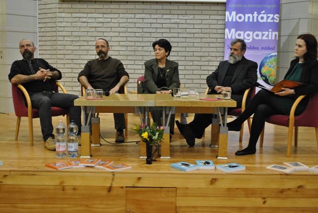 A Balanyi család volt a Montázs-est vendége