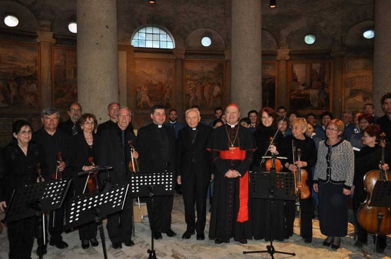 Római zenés zarándoklat Kecskemétről