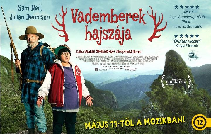 Vademberek hajszája – Új-zélandi kalandfilm május 11-től a mozikban