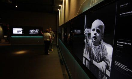 A Magyar Nemzeti Múzeum Triesztben nyitott Capa-kiállítást