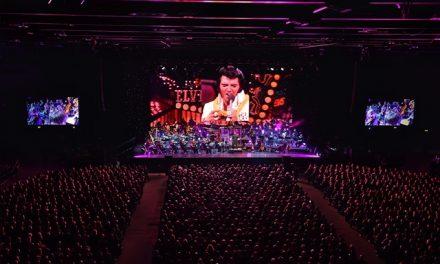 Budapestre érkezik az élő Elvis show és Priscilla Presley