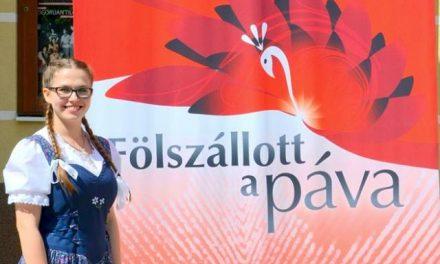 Kecskeméti fiatal a Fölszállott a páva 2017 népzenei versenyén