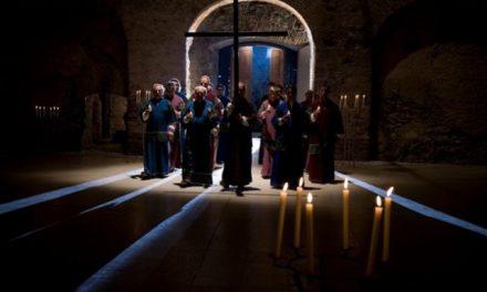 Palya Bea és a Szent Efrém férfikar a Bazilikában
