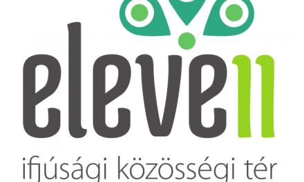 Az Eleven Ifjúsági Közösségi Tér júliusi programajánlója