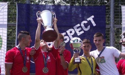Gyermekotthonok Grassroots Labdarúgó Európa Kupa Döntője