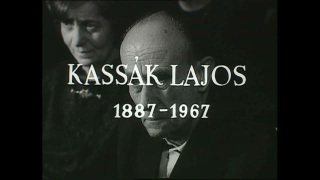 """""""Tollam hegyével megnyitom az eget""""- Ötven éve halt meg Kassák Lajos"""