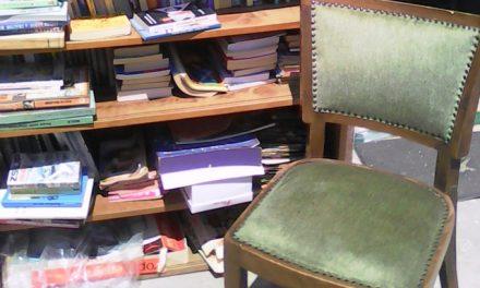 Ingyen könyvek a Védőháló Karitatív Egyesület és Adománybolttól