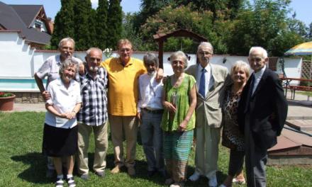 A Magyar Kultúra Lovagjainak találkozója Kecskeméten