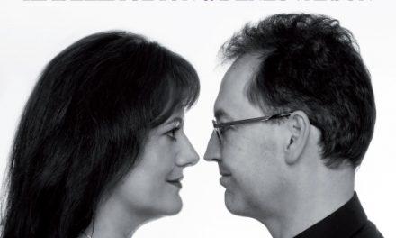 A Nagy fúga – Megjelent a zongoraművész házaspár első közös lemeze