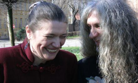 Sz. Kiss Judit írónő Budapesten él és alkot
