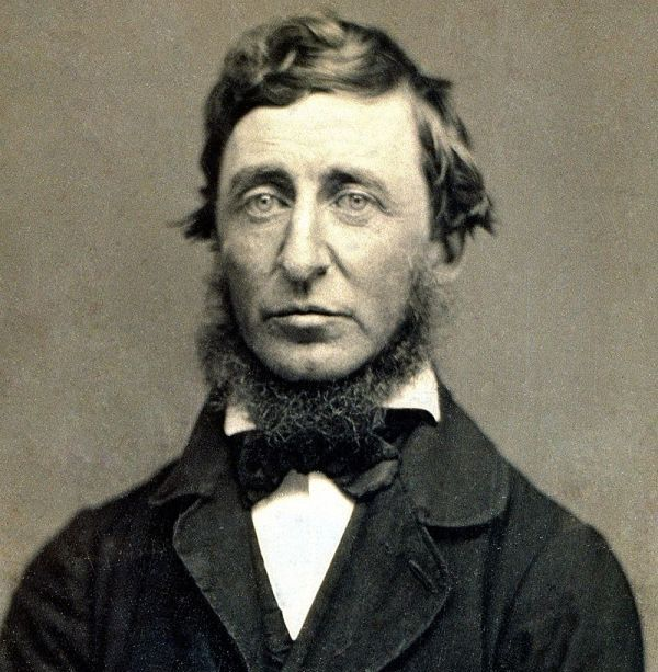 Ma lenne 200 éves Henry David Thoreau