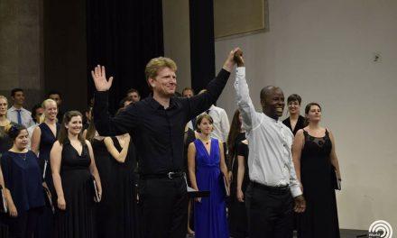 Vastaps kísérte az Ifjúsági Világkórus turnéját