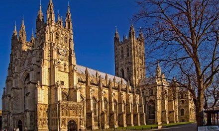 Thomas Becket canterbury-i érsek meggyilkolása