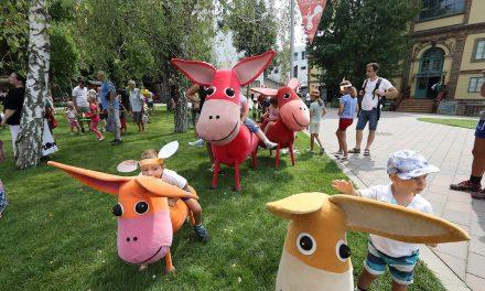 Jön a Szamárfül Fesztivál – Ez a három nap a gyermekeké