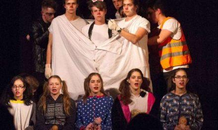 Dramatikus játszóház kisiskolásoknak az Ifjúsági Otthonban