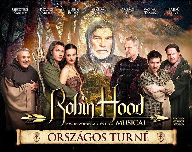 Robin Hood a Papp László Budapest Sportarénában