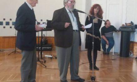 50 éven felüliek versmondó versenye a Cifrapalotában