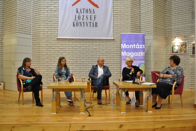 A Szegszárdy-Boronkay család és barátaik voltak a Montázs est vendégei
