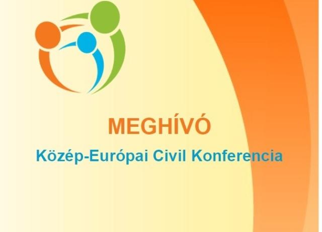 Közép-Európai Civil Konferencia Kecskeméten