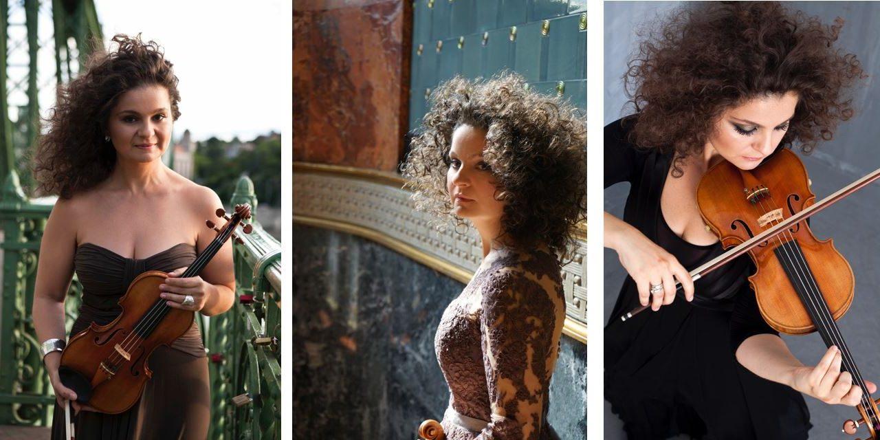 Világhírű hegedűművésznő elnémított zeneszerzők nyomában