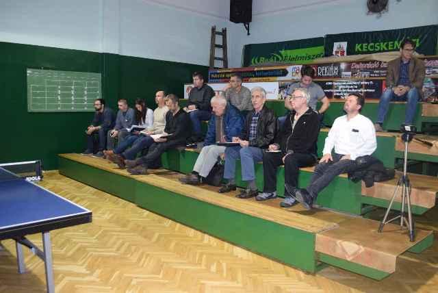 Megyei fórum a HISZEK Benned Sport Program című pályázatról