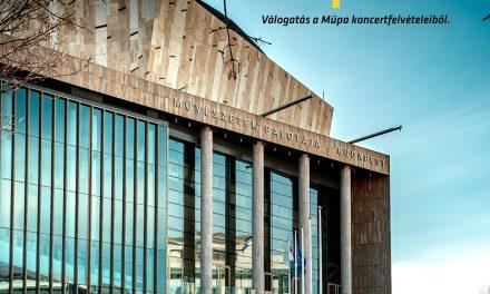 Indul a Müpa HD – Ingyenes Müpa-élmény városszerte