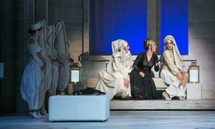Olasz nő Algírban – Rossini vígoperája először az Opera műsorán