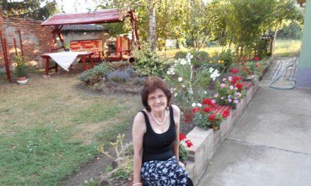 Szohner Gabriella a novellaíró pályázat győztese