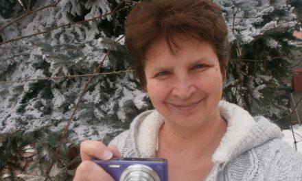 Bagolyné Szűcs Andrea az Életcéljaim című novellaíró pályázat egyik nyertese