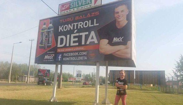 Ha már mindent próbáltál, akkor Kontroll Diéta!