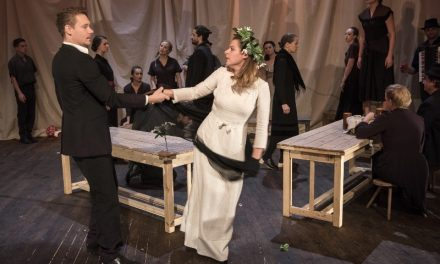 Lorca: Vérnász című színművének premierje Kecskeméten