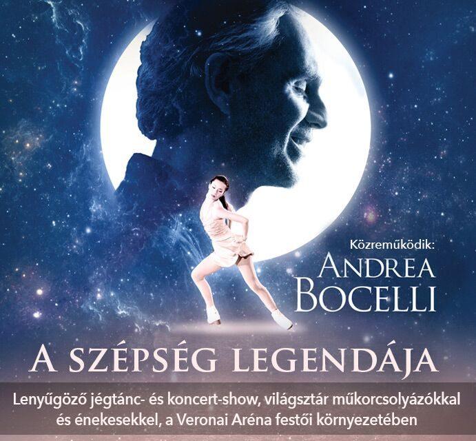 Intimissimi on Ice Andrea Bocellivel – Lenyűgöző jégtánc- és koncertshow a mozikban