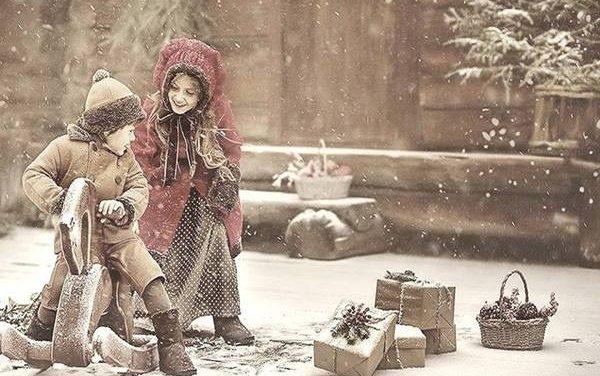 Gyermeki kívánságok régen és még régebben – És ma?
