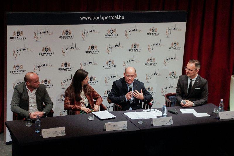 """Budapest keresi a ,,hangját""""- Kottázd le a város moraját!"""