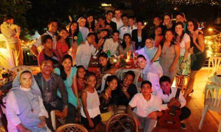 Fábián Edit missziós nővér újévi levele Manilából