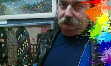 Horváth Zsolt saját képzőművészeti technikát fejlesztett ki