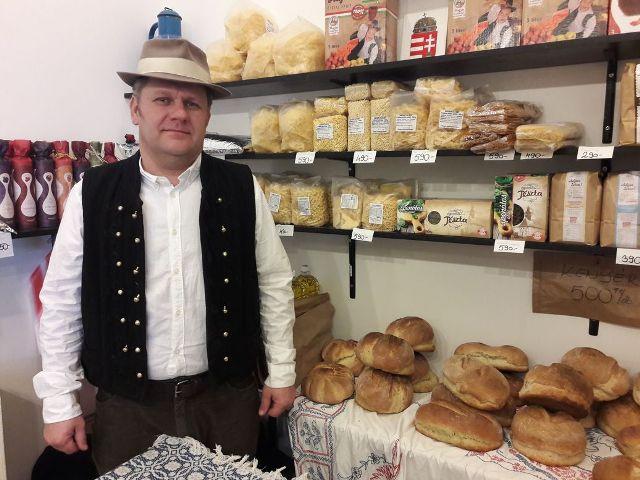 Király Roland: Próbálom megfejteni, mi a kenyér lelke