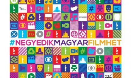 Rekord számú filmet vetítenek a 4. Magyar Filmhéten