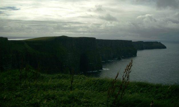 Megszólít a múlt – A Moher-szikláknál Írországban